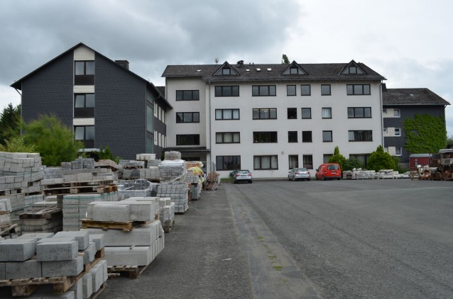 Gebäude Werkhof