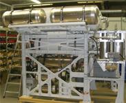 Bildergebnis für Voith Turbo Lokomotivtechnik Druckluftgestell inkl. Verrohrung für den Einsatz in Lokomotive Maxima